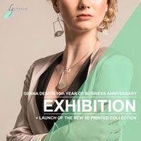 10 Year Anniversary Exhibition of Genna Design Jewellery Image