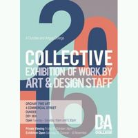 Art Exhibition by Dundee and Angus College Art and Design Staff Image