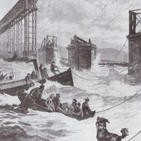 The Fall of the Tay Bridge - Book Launch Image