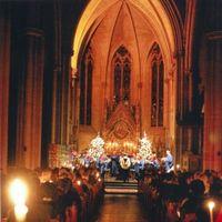 University of Dundee Candlelit Carol Service Image