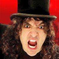 Jerry Sadowitz - Comedian, Magician, Psychopath! Image