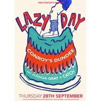 Lazy Day Lost Map Conroy