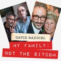 David Baddiel My Family: Not The Sitcom   Image