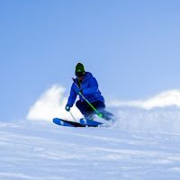 Glenshee Alpine Ski Beginner Day Image