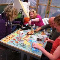 Mosaic Making Image