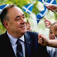 Alex Salmond...Unleashed Image