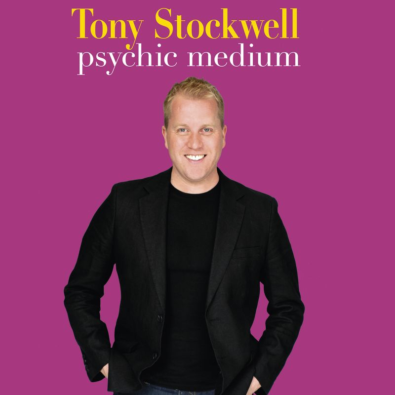 An Evening of Mediumship with Psychic Tony Stockwell Image