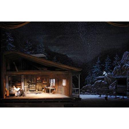Live from the Met: La Fanciulla del West Image