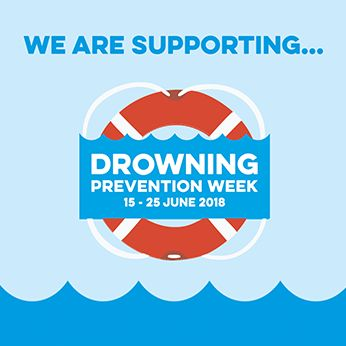 Drowning Prevention Week 2018 at Olympia Image