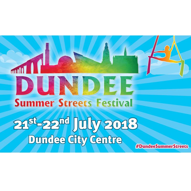Dundee Summer Streets Festival Image