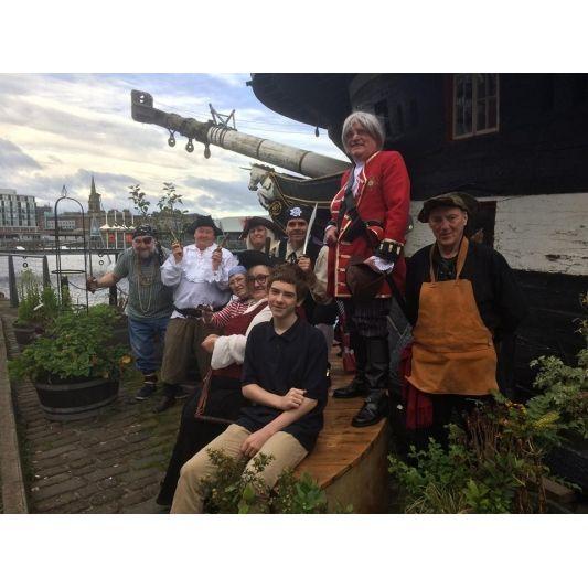 HMS Unicorn Family Fun Day Image