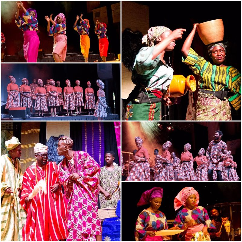 African Praise and Gospel Music Concert Image