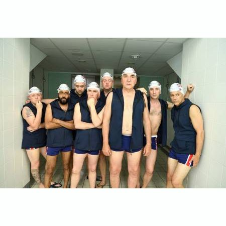 Swimming with Men Image