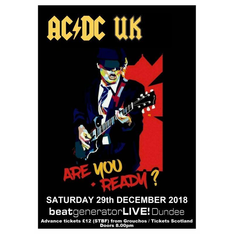 AC/DC UK Image