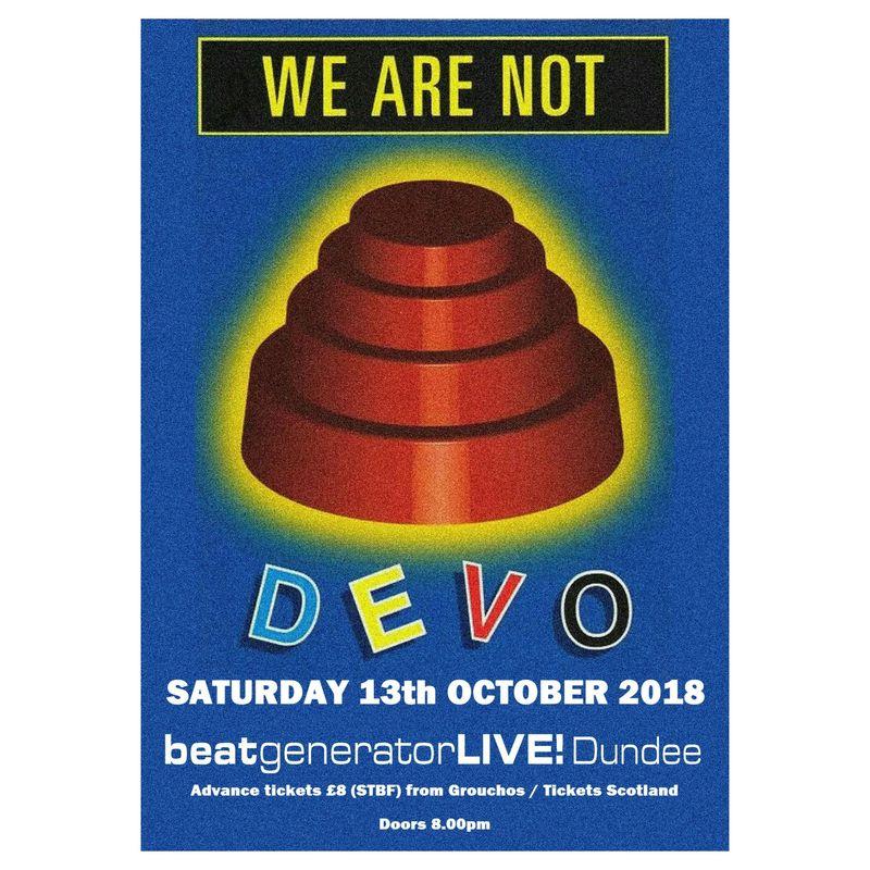 We Are Not Devo Image