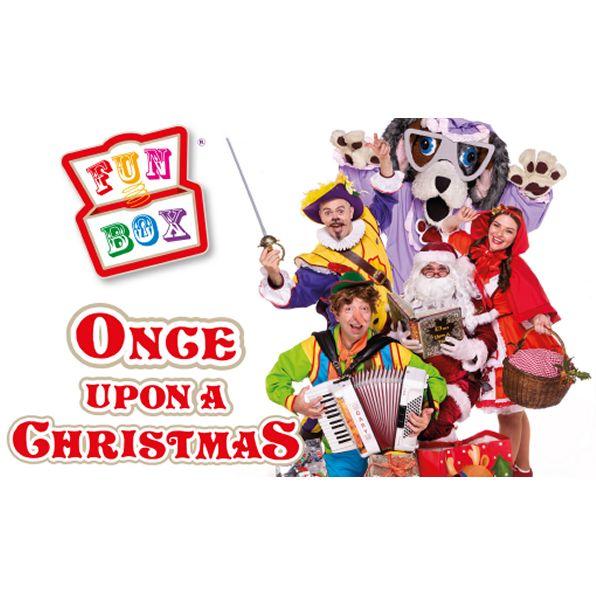 Once Upon A Christmas Image