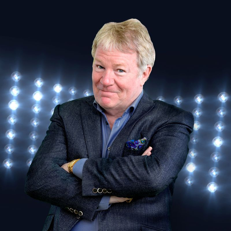Jim Davidson - The People Fight Back Tour 2019 Image