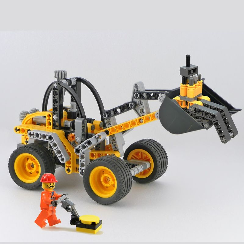 Late Night Lego Image