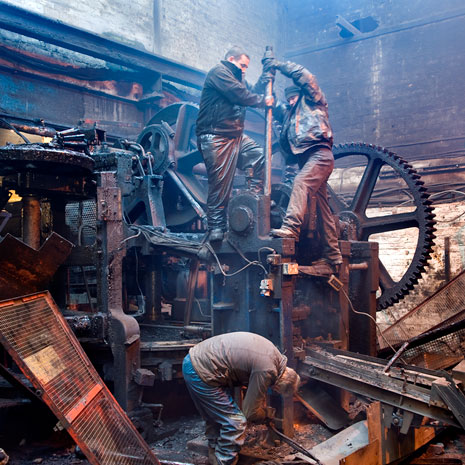 Industry and Aesthetics: Industrial Photography of Historic Environment Scotland Image