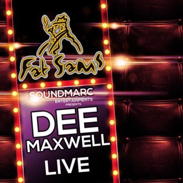 Dee Maxwell Live Image