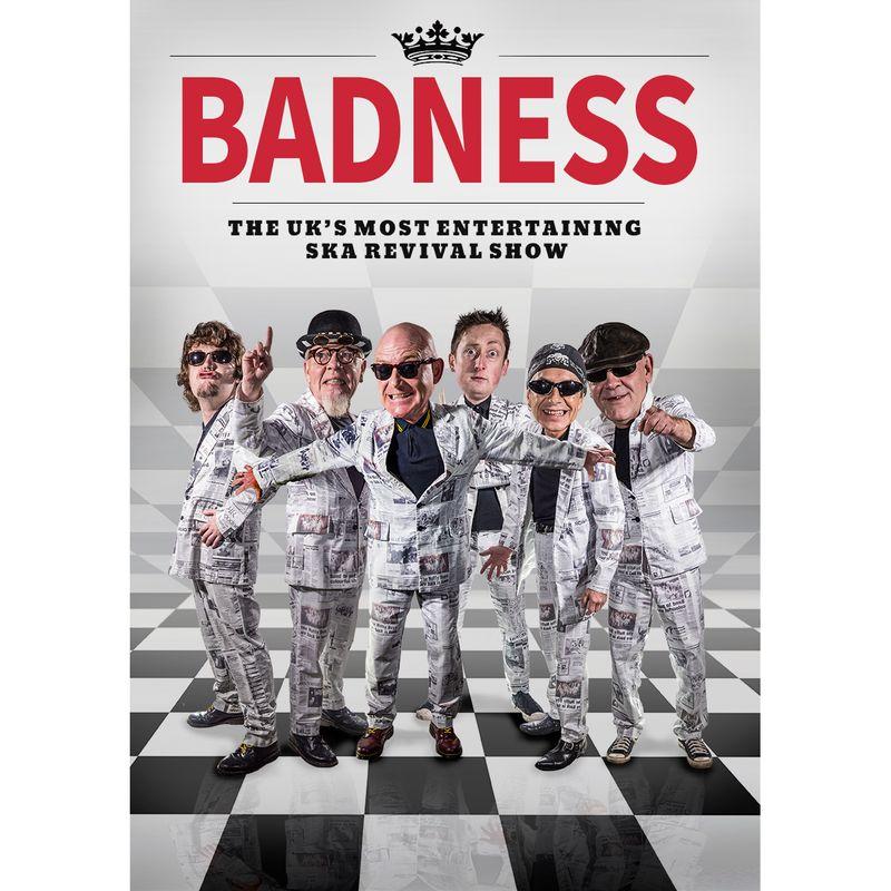 Madness Tribute Band - Badness Image