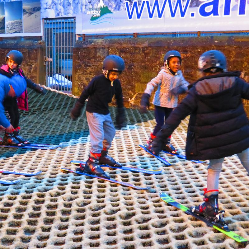 Dry Slope Skiing (Age 5-9 years) Image