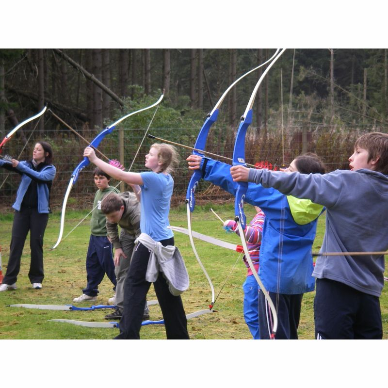 Family Archery Taster Session Image