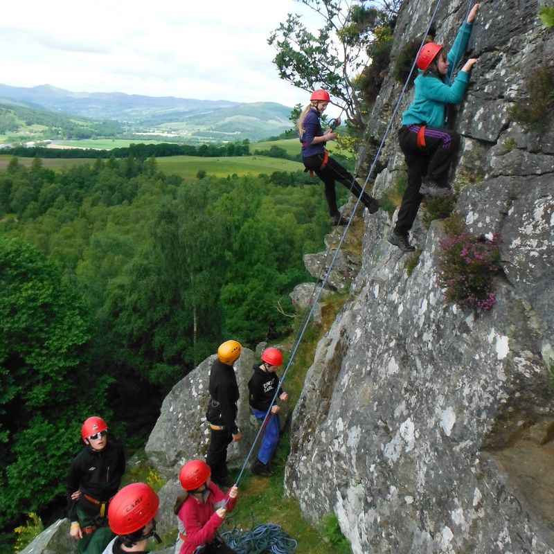 Indoor Climbing Day (Ratho International Climbing Arena) Age 8-16 Image