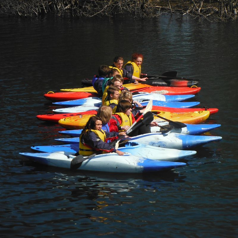 Guided Sea Kayak Day Trip - Age 18 Years Image