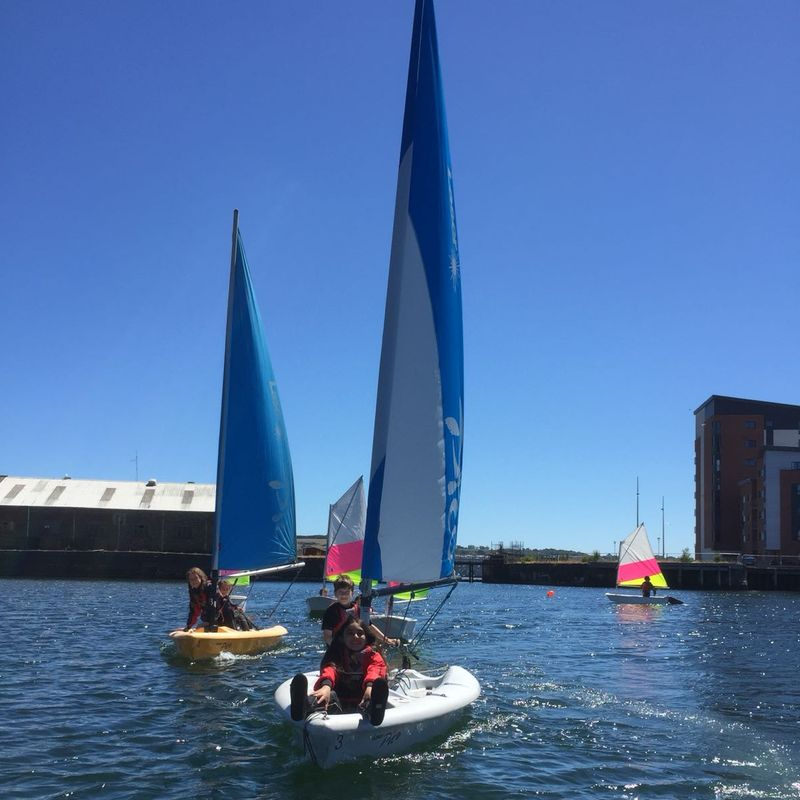 Sailing Adventure Day  Image