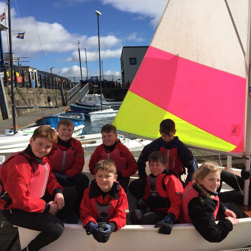 Get on Board Family Sailing Session Image