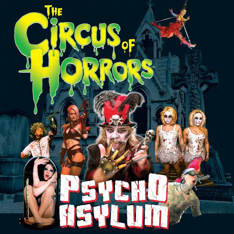Circus of Horrors - Psycho Asylum Image