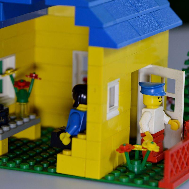Lochee Library Lego Club Image