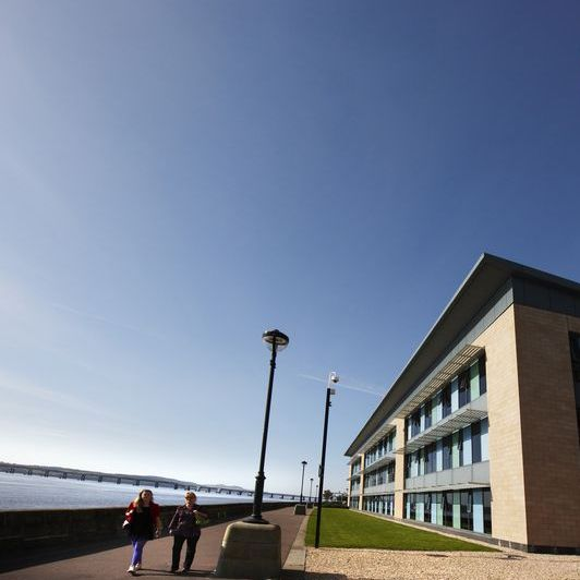 Dundee Afternoon Lecture  Image