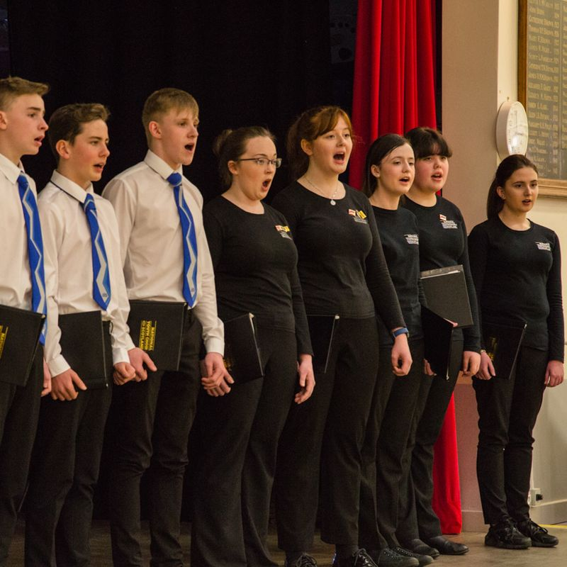 NYCoS Dundee Choir Winter Concert Image