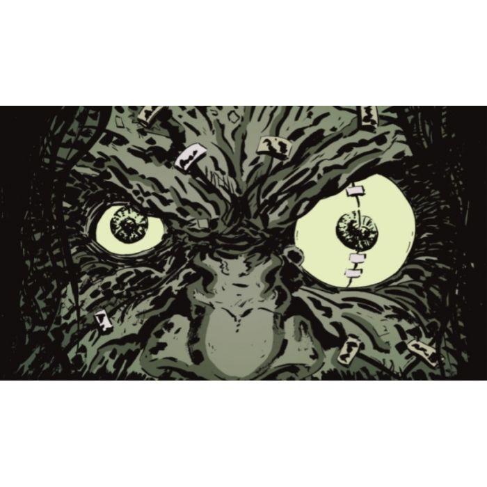 Frankenstein Returns: The Comic Image